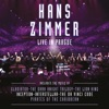 Live in Prague, Hans Zimmer