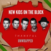 New Kids On the Block - Thankful (Unwrapped)  artwork