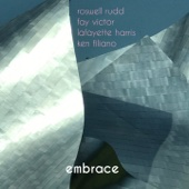 Roswell Rudd - Embrace (feat. Fay Victor, Lafayette Harris & Ken Filiano)  artwork