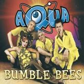 Bumble Bees - Aqua