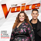 Starving (The Voice Performance) - Amber Sauer & Jorge Eduardo