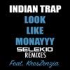 Look Like Monayyy Selekio Remixes feat Kreszenzia Single