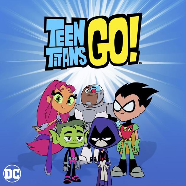 Teen Titans: Season 1 - Warner Bros -