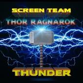 Thunder Thor Ragnarok