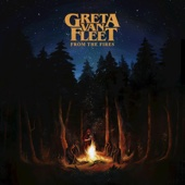 Greta Van Fleet - From the Fires  artwork