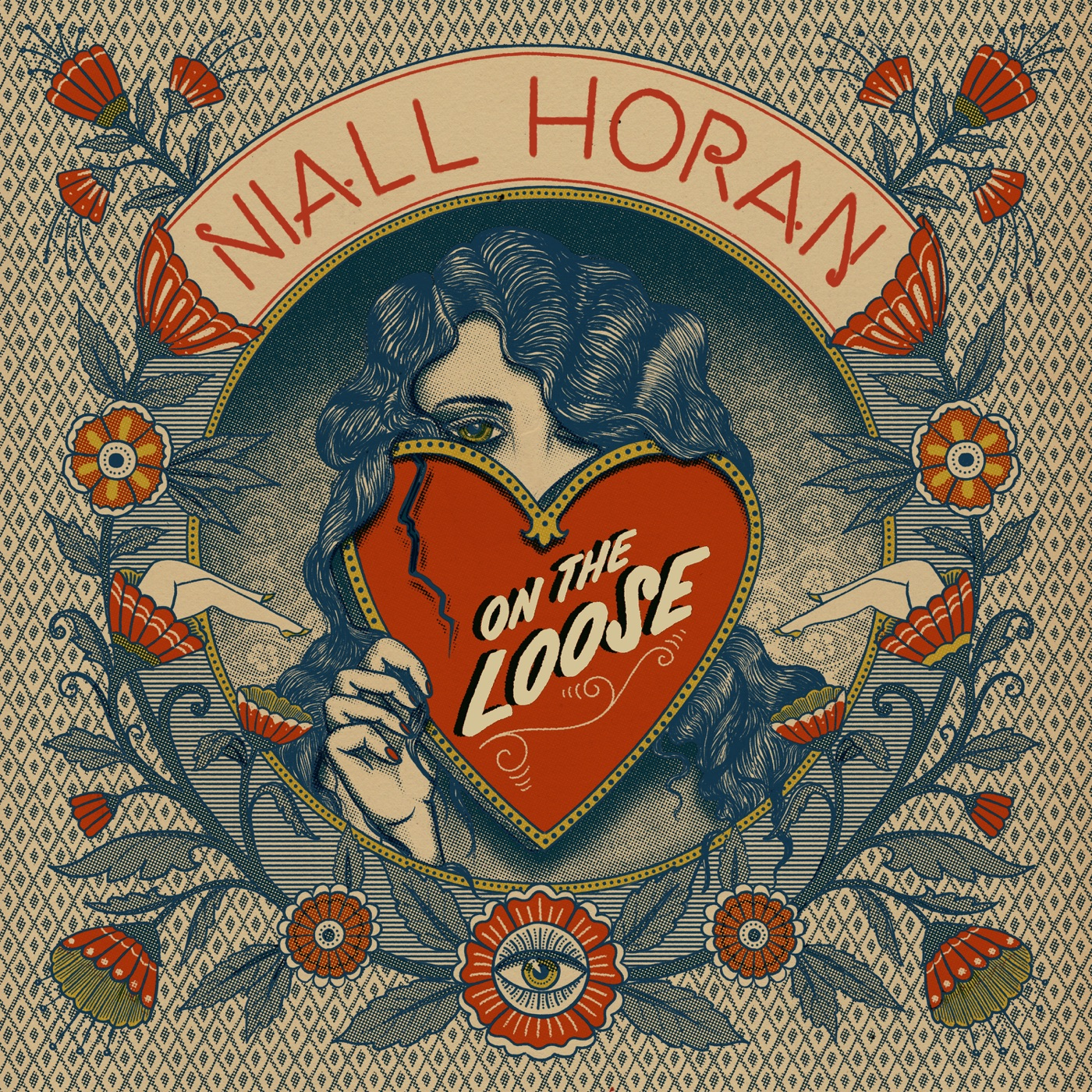 Niall Horan - On the Loose (Alternate Version) - Single Cover