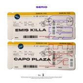 Emis Killa - Serio (feat. Capo Plaza) artwork