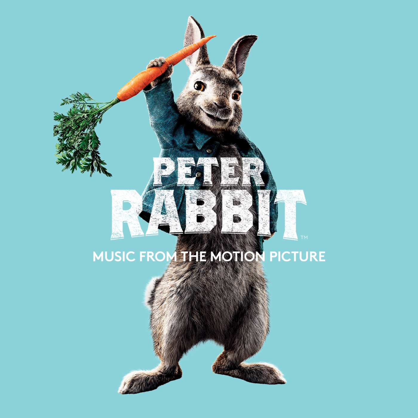 Various Artists - Peter Rabbit (Music from the Motion Picture) - Single Cover
