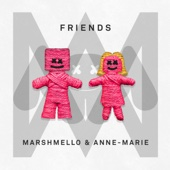 foto Marshmello & Anne-Marie - FRIENDS