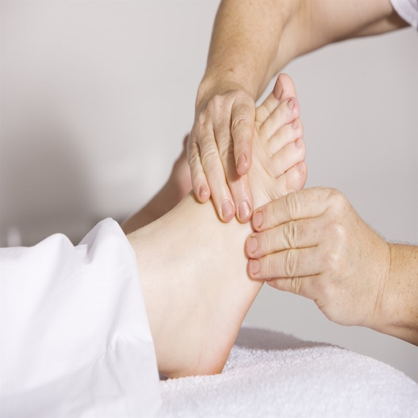 Reflexology & Foot Reading Podcast