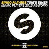 Tom's Diner (Bingo Players 2016 Re-Work) [Extended Mix] - Single