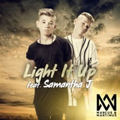 Marcus & Martinus - Light It Up (feat. Samantha J.) bild