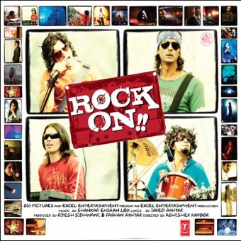 Rock On (Original Motion Picture Soundtrack) – Shankar-Ehsaan-Loy