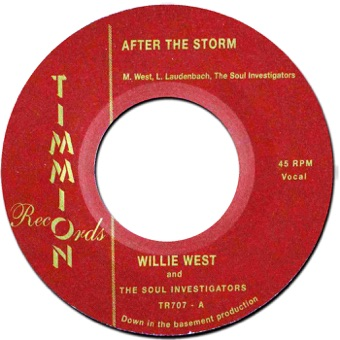 Willie West & The Soul Investigators – After the Storm – Single [iTunes Plus AAC M4A]
