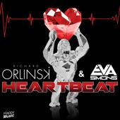 Richard Orlinski & Eva Simons - HeartBeat (Radio Edit) illustration