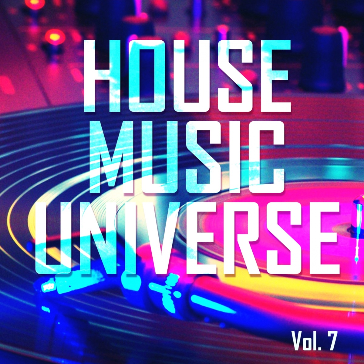 Themusic today cover art house music universe vol 7 by for House music singers