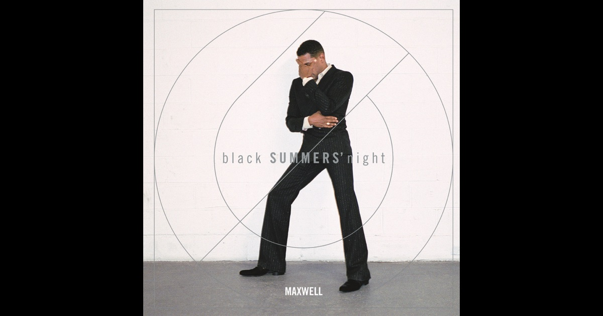 blackSUMMERS'night by Maxwell on iTunes