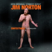 Cover to Jim Norton's Contextually Inadequate