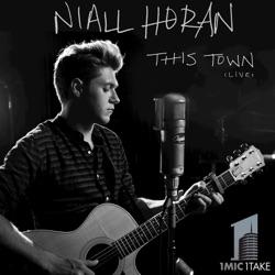 View album This Town (Live, 1 Mic 1 Take) - Single