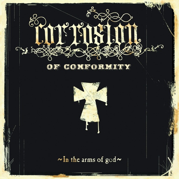 In the Arms of God Corrosion of Conformity CD cover