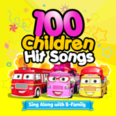 100 Children Hit Songs : Sing Along with B-Family