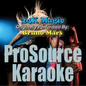 24K Magic (Originally Performed By Bruno Mars) [Karaoke]