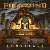 Immortals - Firewind Cover Art