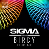 Sigma - Find Me (feat. Birdy) [Radio Edit] artwork