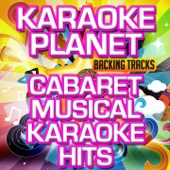 Cabaret Karaoke Hits (Musical) [Karaoke Version]