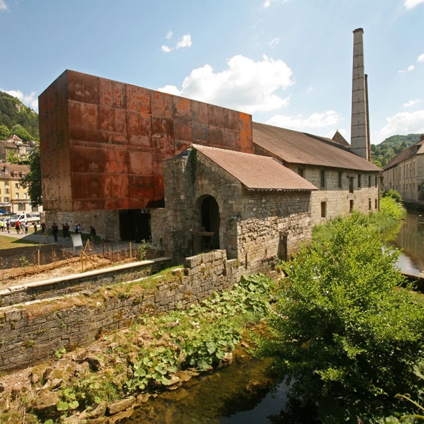 The Saltworks and the Salt Museum - Salins-les-Bains