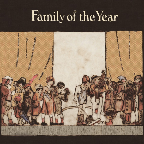 Songbook Family of the Year CD cover