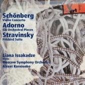 Schönberg - Adorno - Stravinsky - Moscow Symphony Orchestra, Liana Isakadze & Alexei Kornienko