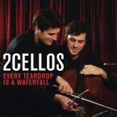 Every Teardrop Is a Waterfall - Single cover art