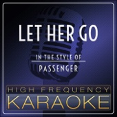 High Frequency Karaoke - Let Her Go (Instrumental Version) artwork