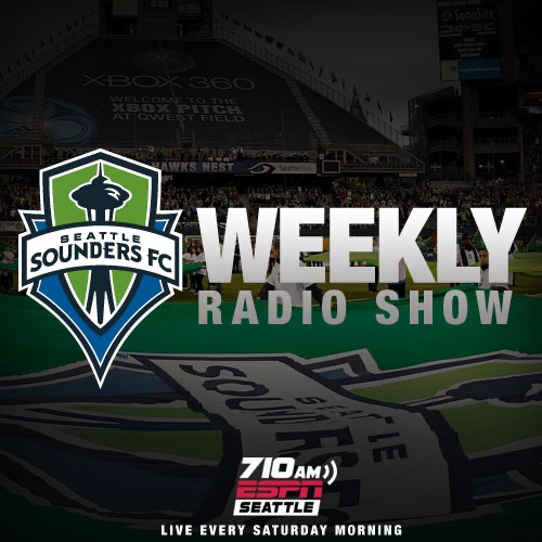 Sounders FC Weekly Radio Show