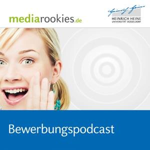 mediarookies.de Bewerbungspodcast