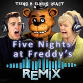 React Remix: Five Nights at Freddy's