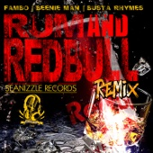 I'm Drinking / Rum and Redbull (Remix) - Single cover art