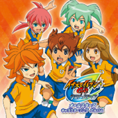 Inazuma Eleven Go Chrono Stone All Stars Character Song Album