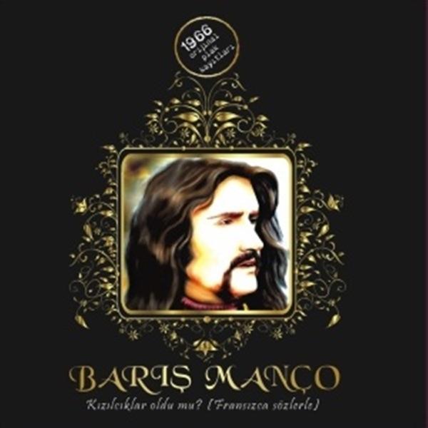 Bien fait pour toi - EP Barış Manço CD cover