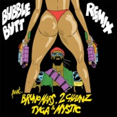 Bubble Butt (feat. Bruno Mars, 2 Chainz, Tyga & Mystic) [Remix] - Single