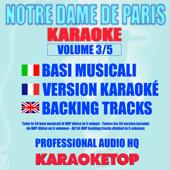 Notre Dame De Paris Karaoke, Vol. 3/5