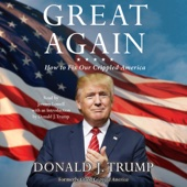 Great Again: How to Fix Our Crippled America (Unabridged) - Donald Trump Cover Art