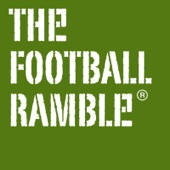 Cover to The Football Ramble's The Football Ramble (Live in Newcastle and London)
