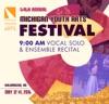 Michigan Youth Arts Festival 2016 9:00 AM Vocal Solo & Ensemble