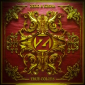 Zedd & Ke$ha - True Colors artwork