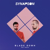 Synapson - Blade Down (feat. Tessa B) illustration