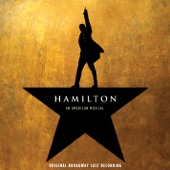 Hamilton (Original Broadway Cast Recording) - Various Artists Cover Art