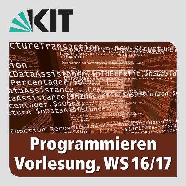 Programmieren, WS16/17, Vorlesung