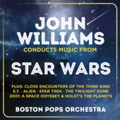 John Williams Conducts Music From Star Wars